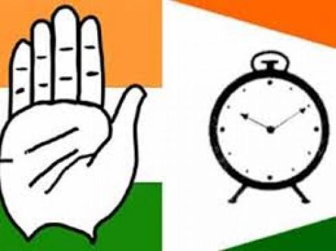 एनसीपी के नेताओं की मांग : कांग्रेस के साथ हो फिफ्टी फिफ्टी की दावेदारी