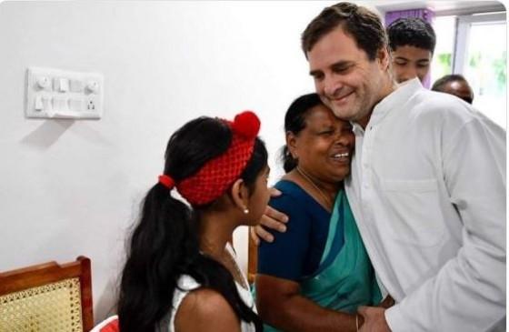 Fake News: क्या राहुल गांधी के जन्म के समय मौजूद नर्स 13 साल की थी ?