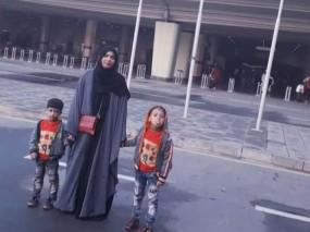 तीन महीने से बच्चों के साथ पाकिस्तान में फंसी सुमायरा भारत लौटी