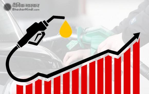 फिर मंहगा हो सकता है पेट्रोल ! कच्चा तेल वायदा कीमतों में 1.53% की तेजी