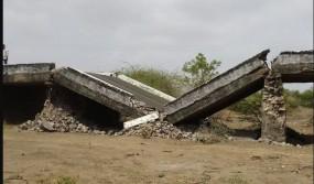 Fake News: पीएम मोदी ने जिस पुल का उद्घाटन किया वह ढहा ?