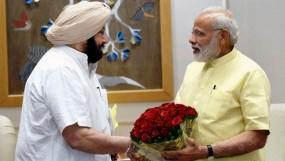 अमरिंदर सिंह ने PM मोदी को लिखा खत, देशभर के किसानों का कर्ज माफ करने की अपील