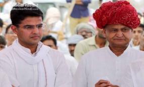 राजस्थान: बेटे की हार पर CM गहलोत बोले- सचिन पायलट हैं जिम्मेदार