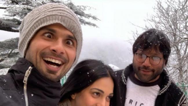 कबीर सिंह की सक्सेस को सेलिब्रेट कर रहे शाहिद और कियारा, बंपर कमाई से हैं खुश