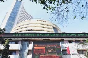 गिरावट के साथ खुला शेयर बाजार, सेंसेक्स 141.89 और निफ्टी 45.10 अंक लुढ़का