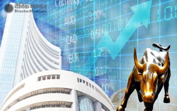 तेजी के साथ बंद हुआ शेयर बाजार, सेंसेक्स 165 और निफ्टी 42 अंक चढ़ा