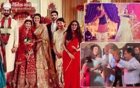 वायरल हो रहे सुष्मिता के भाई की शादी के वीडियो, क्या आपने देखे?