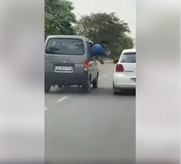 Fake News: कार सवार लोगों ने बंदूक के दम किया लूटपाट का प्रयास ?