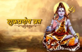 14 जून मनाया गया शुक्रप्रदोष, जानिए कैसे करें शिव जी की पूजा