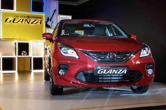 Toyota Glanza भारत में हुई लॉन्च, शुरुआती कीमत 7.22 लाख रुपए