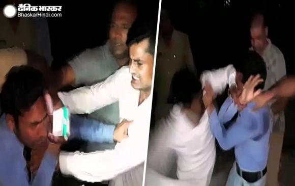 UP: शामली में जीआरपी ने पत्रकार को पीटा, एसएचओ और कॉन्स्टेबल सस्पेंड
