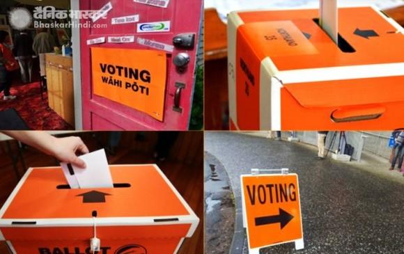 न्यूजीलैंड में अब लोग मॉल और सुपरमार्केट में भी डाल सकेंगे वोट