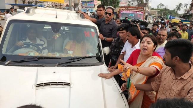 पुलिस ने रोका कार्यकर्ताओं का अंतिम संस्कार, BJP ने बुलाया 12 घंटे का बंगाल बंद