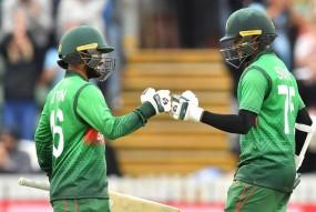 World Cup 2019: बांग्लादेश ने विंडीज को 7 विकेट से हराया, शाकिब-लिटन की धमाकेदार पारी