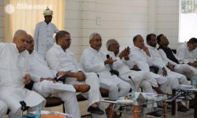 बिहार के बाहर NDA का हिस्सा नहीं होगी JDU, राष्ट्रीय कार्यकारिणी की बैठक में फैसला