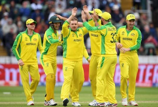 World Cup 2019: वॉर्नर-कमिंस का शानदार प्रदर्शन, ऑस्ट्रेलिया ने पाक को 41 रनों से हराया