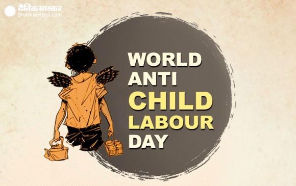 पढ़ने-लिखने की उम्र में मजदूरी करने के लिए मजबूर हैं भारत के एक करोड़ बच्चे !