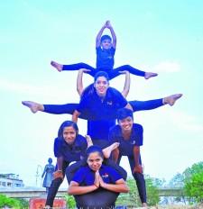 नागपुर में पहले से ही मनाया जाता रहा है योग दिवस
