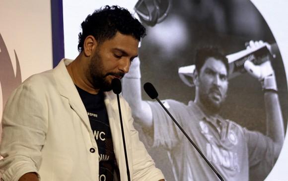 युवराज सिंह ने इंटरनेशनल क्रिकेट को कहा अलविदा