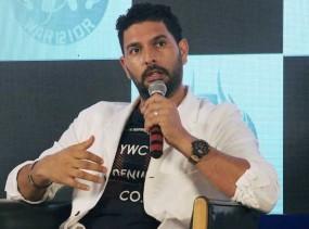 युवराज ने विदेशी T-20 लीग में खेलने के लिए BCCI से मांगी अनुमति