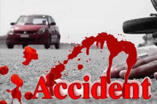 गुरू दर्शन को जा रहे एक परिवार के तीन सदस्यों की सड़क हादसे में मौत