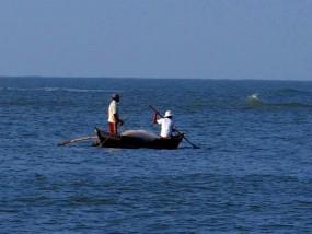 श्रीलंकाई नौसेना ने सात भारतीय मछुआरों को किया गिरफ्तार