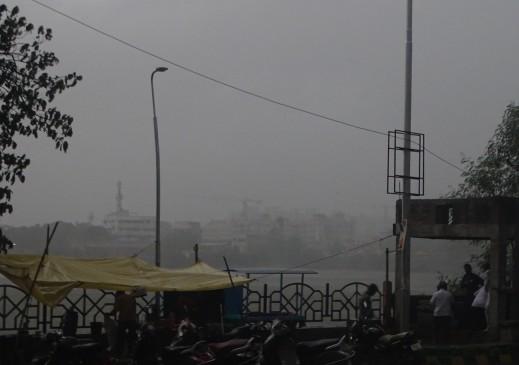 लंबे इंतजार के बाद बरसीं राहत की बूंदे, विदर्भ में रात भर होती रही रुक-रुक कर बारिश