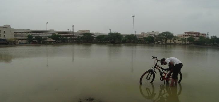 दिन में शांत रात में बरस रहे मेघ, विदर्भ में भारी बारिश की चेतावनी