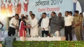 कर्नाटक में कांग्रेस-जेडीएस की सरकार को कोई खतरा नहीं : कमलनाथ