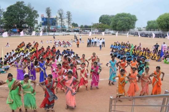 सुब्रोतो कप का रंगारंग शुभारंभ, पहला मैच , जबलपुर-सागर के बीच ड्रॉ