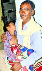 सतना से रीवा के लिए रेफर बीमार बच्चे को नर्सिंग होम के हवाले कर आई 108 एम्बुलेंस!