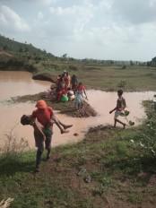 डेम में नहाने गए 4 बच्चों की डूबने से मौत, एक की हालत गंभीर