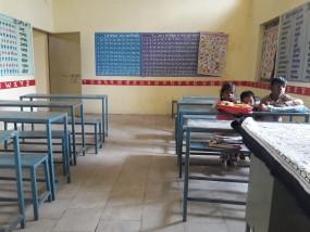 शराबी शिक्षक की हरकतों से तंग आकर अभिभावकों ने स्कूल से निकलवाई बच्चों की टीसी