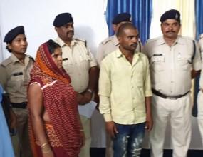 पत्नी ने देवर के साथ मिलकर कर दी पति की हत्या, पुलिस ने किया खुलासा कत्ल