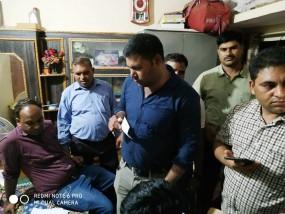 दस हजार रूपये की रिश्वत लेने के आरोप में शिक्षक गिरफ्तार, लोकायुक्त की कार्रवाई