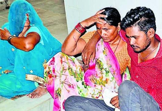 आग से झुलसी मां- बेटी की मौत, ससुराल वालों पर दहेज हत्या का आरोप