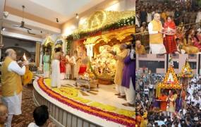 श्री जगन्नाथ रथ यात्रा: अहमदाबाद में भगवान जगन्नाथ के दरबार पहुंचे अमित शाह