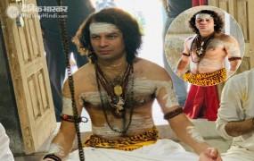 तेज प्रताप का नया लुक वायरल, भोलेनाथ का रूप धारण कर पहुंचे मंदिर