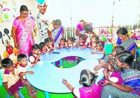 नागपुर की 90 आंगनवाड़ियों को आईएसओ कैटेगरी