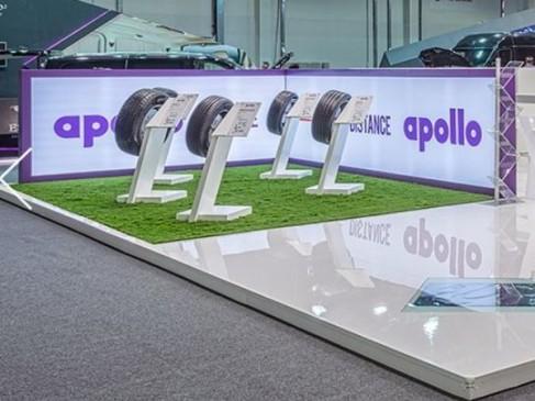 अपोलो टायर्स के शुद्ध लाभ में 43.9% की भारी गिरावट