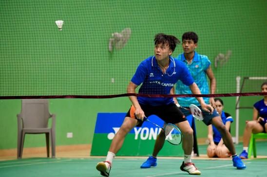 Asian junior badminton c'ship: भारत की डबल्स कैटेगरी में चुनौती समाप्त