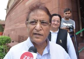 आजम खान के सहयोगी के नाम लुकआउट नोटिस जारी
