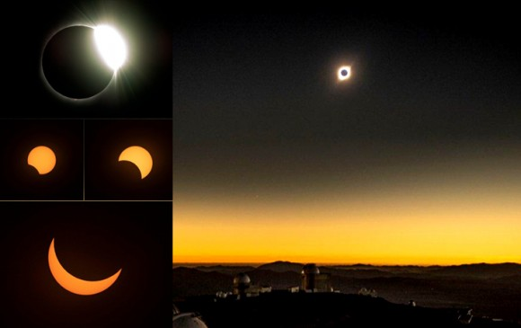 साल का पहला सूर्य ग्रहण खत्म, दुनिया के कई देशों में दिखाई दिया खूबसूरत नजारा