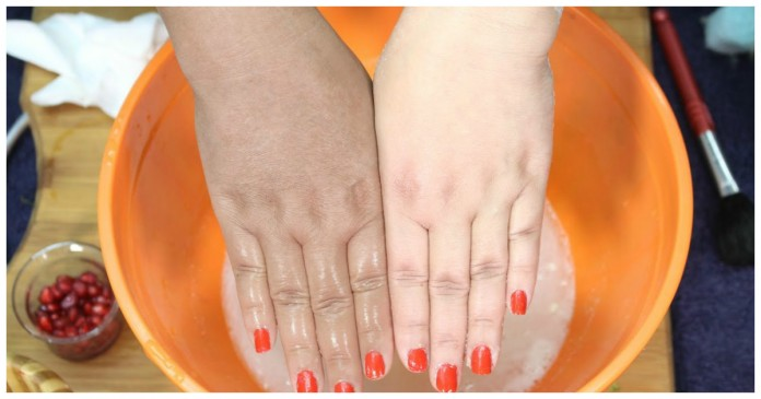 हाथ-पैरों की सफाई और टैनिंग दूर करने के लिए अपनाएं ये घरेलू तरीका