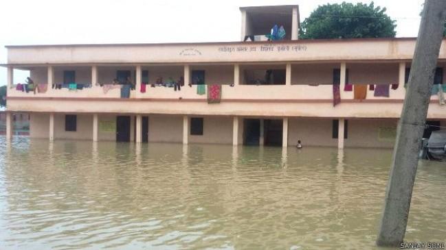 बिहार: युवक ने बाढ़ में खो दिया NCC प्रमाणपत्र, सरकार से मांगी मदद