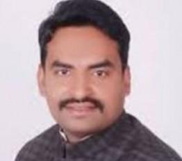 भाजपा विधायक राजेश प्रजापति को रेत माफिया ने दी जान से मारने की धमकी