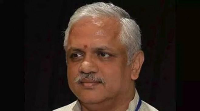 बीएल संतोष बने बीजेपी के संगठन महासचिव,  संघ में हुई रामलाल की वापसी
