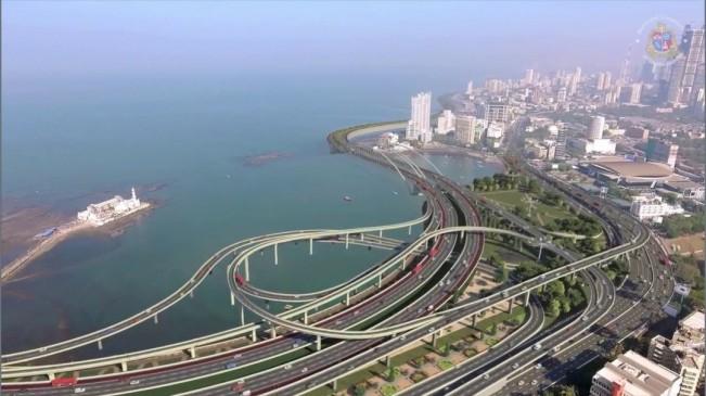 हाईकोर्ट : कोस्टल रोड प्रोजेक्ट को मिली सीआरजेडकी मंजूरी रद्द, सुप्रीम कोर्ट जाएगी मुंबई मनपा