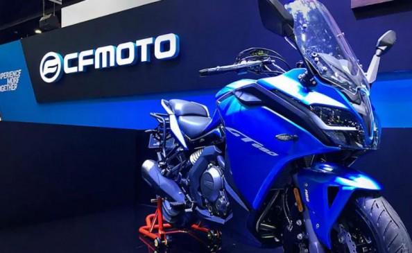CFMoto ने भारत में लॉन्च की चार बाइक, कीमत 2.29 लाख रुपए से शुरु