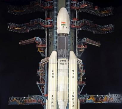 तकनीकी खामी की वजह से आखिरी घंटे में रोकी गई चंद्रयान-2 की लॉन्चिंग
